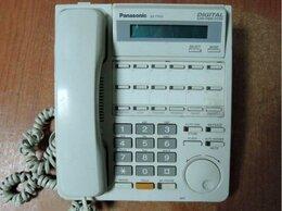 VoIP-оборудование - Цифровой системный телефон Panasonic KX-T7431RU (б, 0
