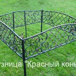 Ритуальные товары - Кованые оградки на могилу - изготовим по вашим размерам, 0