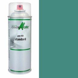 Аэрозольная краска - Спрей RAL 6033, 0