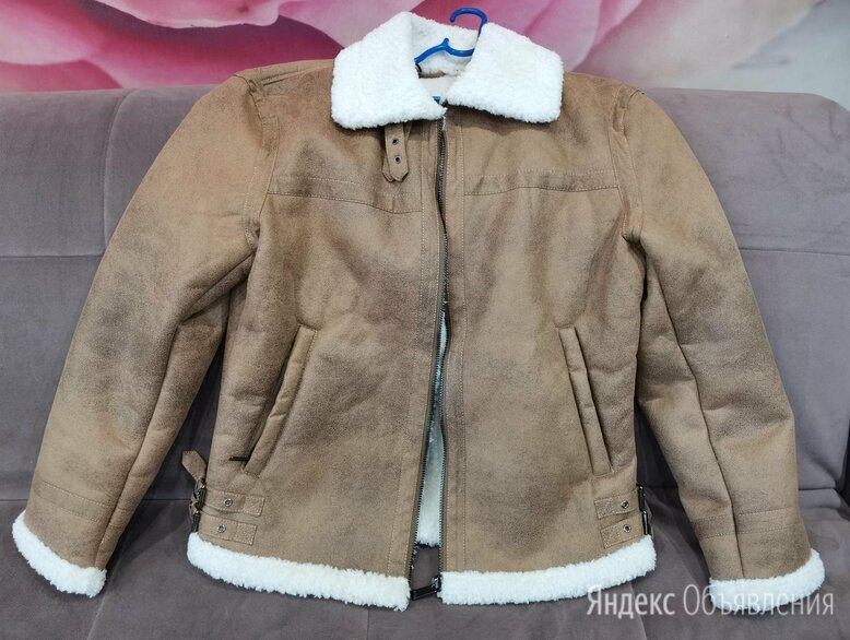Дубленка Zara мужская 50-52 размер  по цене 3500₽ - Дубленки и шубы, фото 0