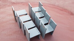 Металлопрокат - Соединительный элемент МС-6 для ЖБИ колец, плит…, 0
