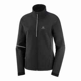 Куртки - Куртка SSh SALOMON Agile Black ж., 0
