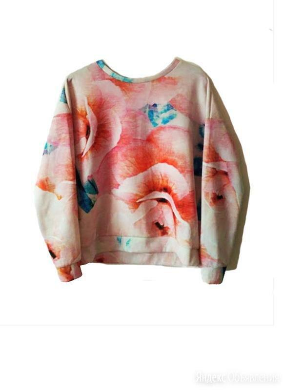 Свитшот Zara по цене 500₽ - Толстовки, фото 0