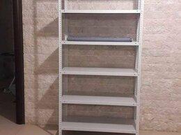 Стеллажи и этажерки - Стеллаж полочный металлический , 0
