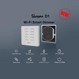 Системы Умный дом - Диммер Sonoff D1 WiFi регулировка яркости, новинка, 0