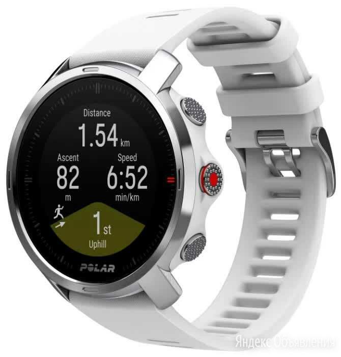 Умные часы Polar Grit X S/M White по цене 38140₽ - Умные часы и браслеты, фото 0