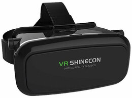 Очки виртуальной реальности - Очки виртуальной реальности VR Shinecon G01, 0