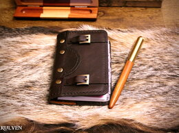 """Обложки для документов - Обложка для ежедневника """"Старинная Книга"""", 0"""