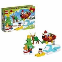 Конструкторы - LEGO DUPLO 10837 Новый год, 0