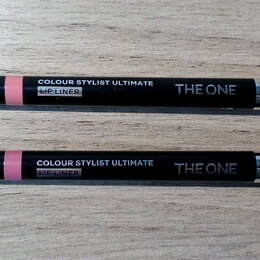 Для губ - Контурный карандаш для губ The One, Oriflame, 0