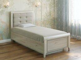 Кровати - Кровать Карина 90х190 см. КР-1035 (Гикори…, 0