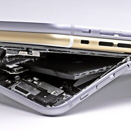 Корпусные детали - Корпус iPhone 7 (возможна установка), 0