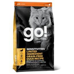 Корма  - Go! Cat Sensitivities Limited Ingredient Duck…, 0