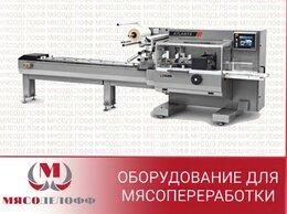 Упаковочное оборудование - Горизонтальная упаковочная машина флоу-пак…, 0