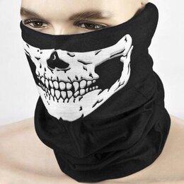 Карнавальные и театральные костюмы - Балаклава-маска с принтом череп, 0
