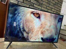 """Телевизоры - Новый Smart телевизор 40"""" 4K Ultra, HDR, настроен, 0"""