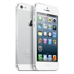 Мобильные телефоны - 🍏 iPhone 5 64Gb silver (белый), 0