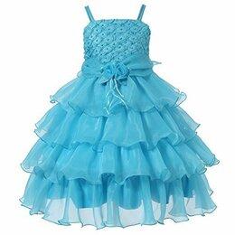 Платья и сарафаны - Нарядное праздничное пышное платье для девочки.…, 0