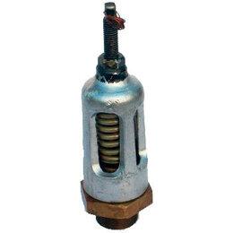 Прочее оборудование - Клапан  пружинный предохранительный КВ-71-11-001 (17а4бр), 0