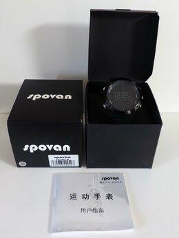 Наручные часы - Спортивные туристические часы Spovan 807, 0