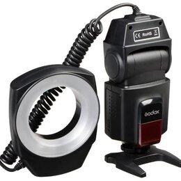 Фотовспышки - Вспышка для макросъемки Godox ML-150 кольцевая, 0