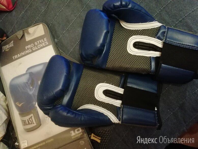 БОКСЕРСКИЕ ПЕРЧАТКИ EVERLAST по цене 1700₽ - Боксерские перчатки, фото 0