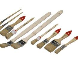 Кисти - Кисти флейцевые от20мм до120мм. натуральная…, 0