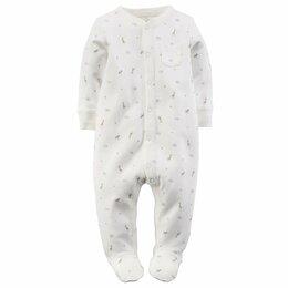 Домашняя одежда - Пижама Carters размер 3 мес., 0