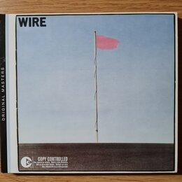Музыкальные CD и аудиокассеты - Wire – Pink Flag, 0