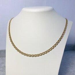 Цепи - Золотая цепочка 585пр длина: 64см вес: 17,39гр, 0