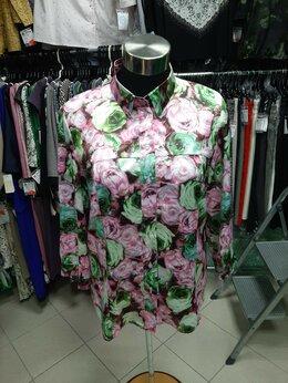 Блузки и кофточки - блузки женские от 52 и выше,все фабричные., 0