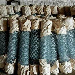 Заборчики, сетки и бордюрные ленты - Сетка рабица оцинкованная Первомайский, 0