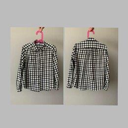 Рубашки и блузы - Рубашка Юникло для девочки 7-8 лет, 0