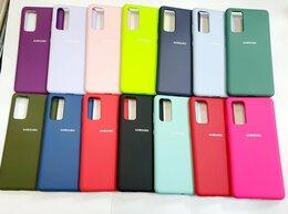 Чехлы - Чехол Silicone Case Samsung S20 FE., 0