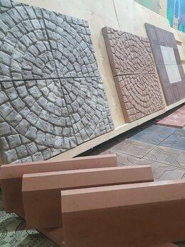 Тротуарная плитка, бордюр - Тротуарная плитка 450*450*50, 0
