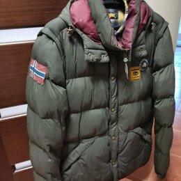 Пуховики - Napapijri куртка утепленная artic, 0