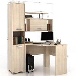 Компьютерные и письменные столы - Уголок школьника с пеналом, 0