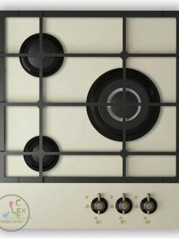 Плиты и варочные панели - Газовая варочная панель Lex GVG 431 C IV, 0