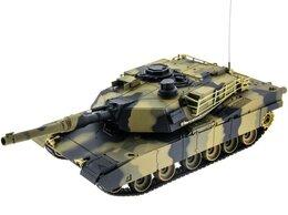 Радиоуправляемые игрушки - Р/У танк Heng Long 1/24 Battle M1A1 ABRAMS,…, 0