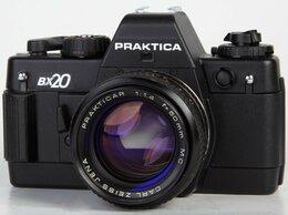 Пленочные фотоаппараты - Фотоаппарат, Praktica BX-20 + MC Carl Zeiss Jena…, 0