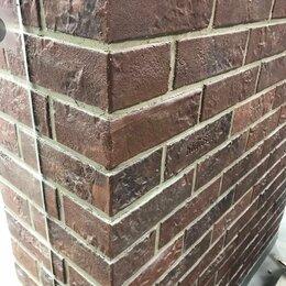 Клинкерная плитка - гибкая фасадная плитка (гибкий кирпич), 0