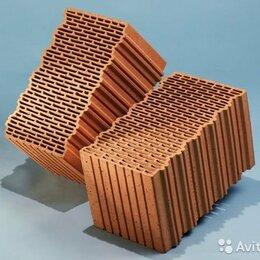 Строительные блоки - Кирпич Теплая Керамика, 0