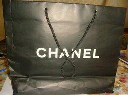 Подарочная упаковка - Пакет Chanel оригинал., 0