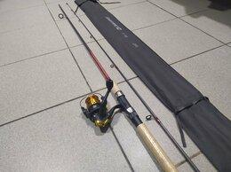 Удилища - Спининг Shimano тест 3-15г с катушкой, 0