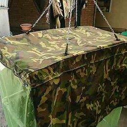 Сушилки для овощей, фруктов, грибов - Большая сетка сушилка 100Х80Х75 см подвесная палатка для сушки рыбы, 0