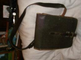 Военные вещи - сумка планшет офицерская винтаж, 0