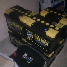 Аккумуляторы и комплектующие - Аккмулятор Тюмень Стандарт 62Ah 580A, 0