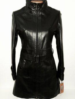 Куртки - Френч «DIERJIN». Кожа (мягкая). Новый.  42-44. , 0
