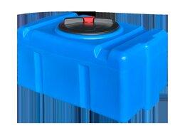Баки - Пластиковый бак 150 литров. Прямоугольный.…, 0
