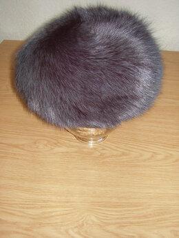 Головные уборы - Шапка-чалма (turban hat), песец, 0
